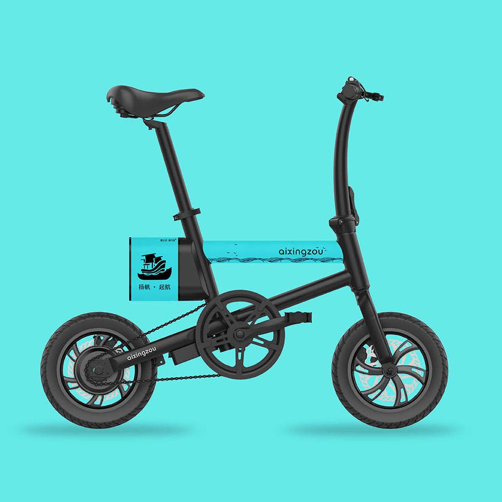 electric bicycle e-bike folding electric bicycle mini e-bike