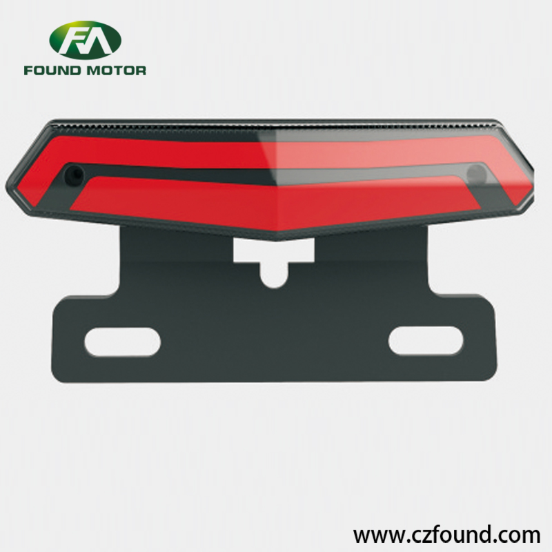 Electric bike accessories LED rear light for electric bike