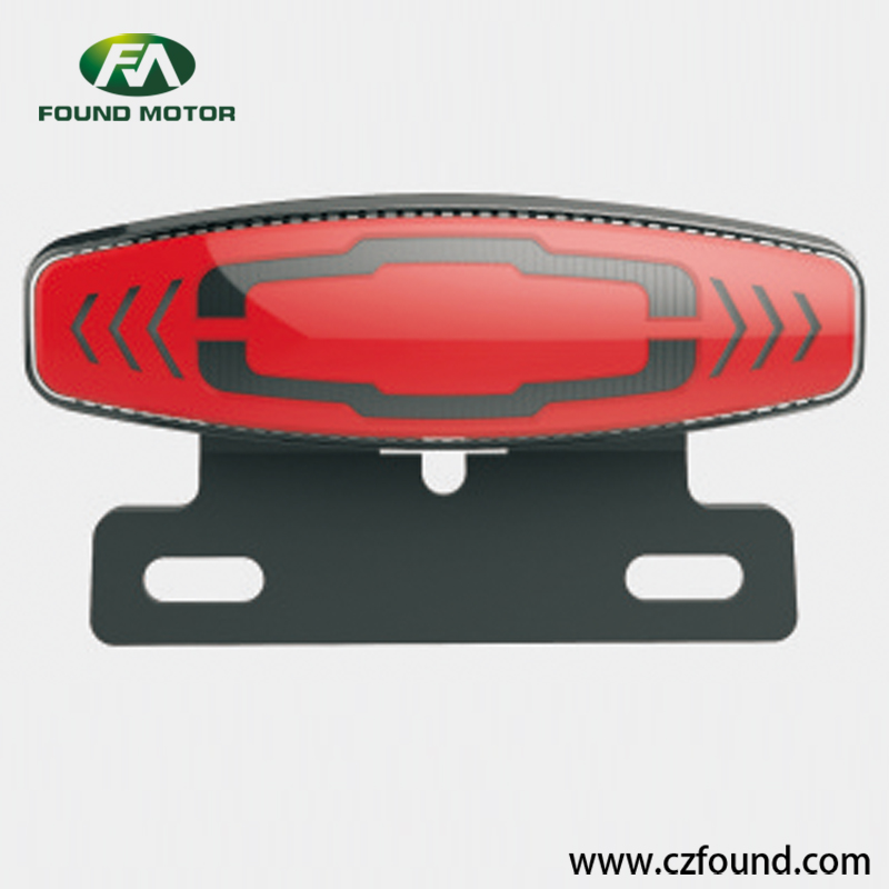Electric bike accessories LED rear light for electric scooter