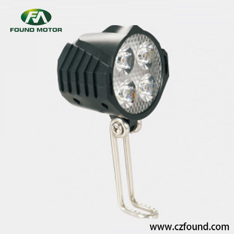 Electric bike accessories front light for electric bike