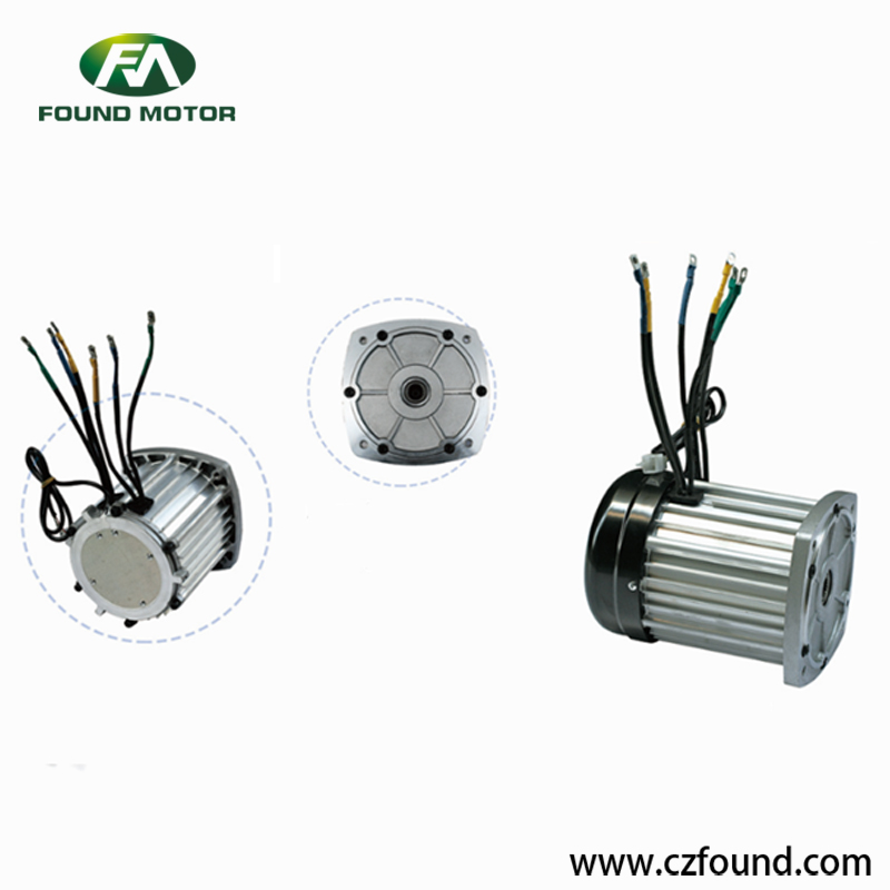 60V 1200W switched reluctance motor for electric tricycles and three wheel rickshaw
